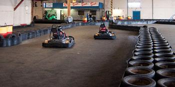 Langste indoor kartbaan van 950 meter