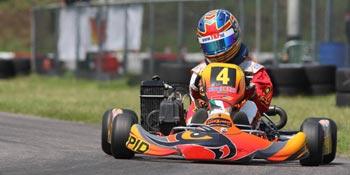 Uiterst goed circuit om de fijne kneepjes van het kart racen te leren