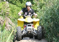 Vrijgezellenfeest Quad Adventure