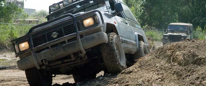 5x motoractie: offroad, quadrijden, en meer!