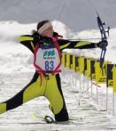 Biatlon variant