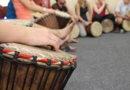 Vind elkaars ritme met de Tam Tam Training