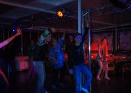 OPTIONEEL: Party Games Night incl. diner - drankjes - TV games (Duur: 18.00-23.00 + Toeslag)