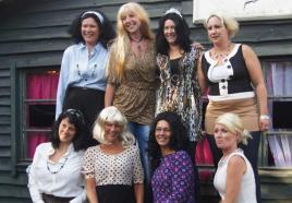 Vrijgezellenfeestavond: Gooische vrouwen
