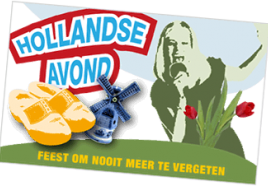 Personeelsuitje Ik hou van Holland