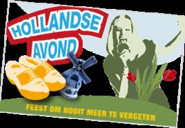 Bedrijfsuitje I Love Holland op locatie