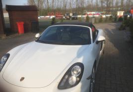 Porsche rijden 30 minuten