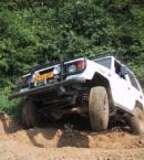 Jeep rijden