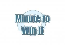 Bedrijfsuitje Minute to Win it