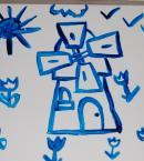 Delfts blauw schilderen