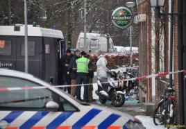 De Moord in café Lange Ronald