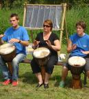 Alignak: TamTam (Percussie) training