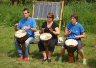 Alignak: TamTam (Percussie) training