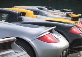 Bedrijfsuitje Porsche Experience