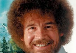 Bob Ross schilderworkshop