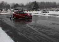 Oefeningen op sneeuw