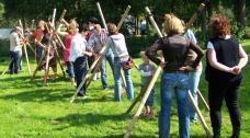 Vrijgezellenfeest, slipcursus, bedrijfsuitje & workshops