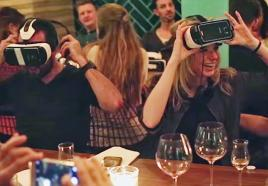 VR Dining Games