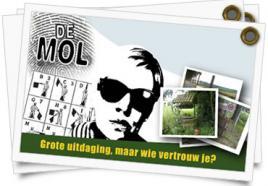Bedrijfsuitje: Wie is de Mol?