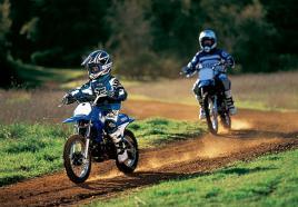 Motorcrossen met hindernissen