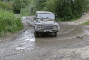 Offroad circuits