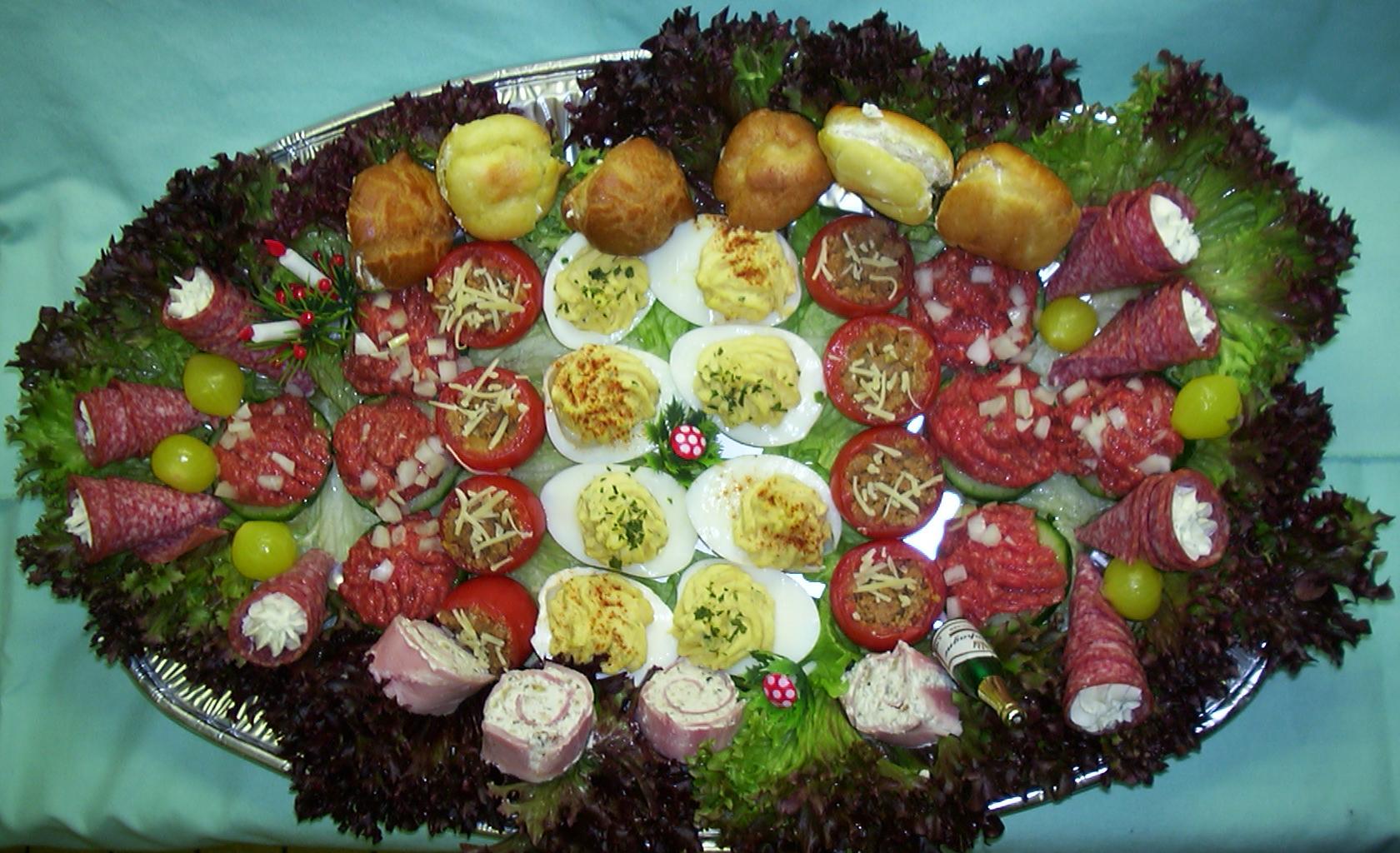 huzarensalade opmaken