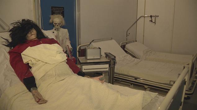 escaperoom hospital